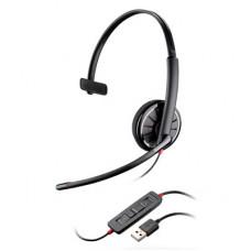 BlackWire C310 (PL-С310), проводная гарнитура,USB