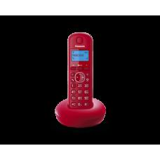 Радиотелефон DECT Panasonic KX-TGB210, красный