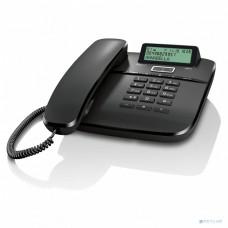 Проводной телефон Gigaset DA611, черный