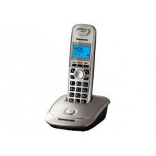 Радиотелефон DECT Panasonic KX-TG2511RU, платиновый