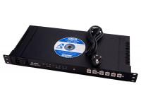 IP-АТС Агат UX-5114, от 64 до 256 SIP абонентов, до 30 соединений, порт E1/ISDN PRI