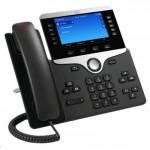 IP телефон CP-8841-R-K9, экран 5