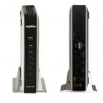 IP-АТС IPNext50D, до 20 абонентов, 2 порта FXS и 2 порта FXO