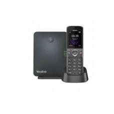 SIP-DECT телефон Yealink W73P, база с трубкой