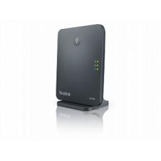 SIP-DECT базовая станция Yealink W60B, 8 SIP-аккаунтов, до 8 трубок на базу, 8 разговоров