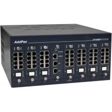 VoIP шлюз VoiceFinder AP2370, шасси 7 слотов для модулей AP-N1-FXS8/FXO8/1E1