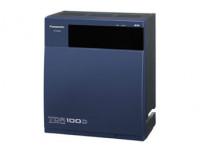 АТС Panasonic KX-TDA100D, Основной блок