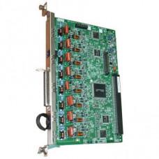 8-портовая плата аналоговых внешних линий с Caller ID (CLCOT8) для АТС Panasonic KX-TDA100D