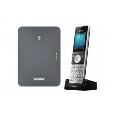 SIP-DECT телефон Yealink W76P, база с трубкой