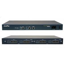 VoIP шлюз VoiceFinder ADD-AP2120, 16 FXS, 2x10/100Mbps ETH
