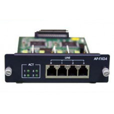 Модуль AAP-XO4, 4 порта FXO для VoIP шлюзов Addpac VoiceFinder AP2620