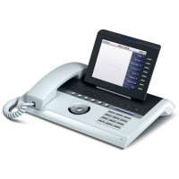 Системный Телефон Unify (Siemens) OpenStage 60 T прозрачный лёд
