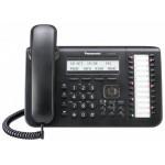 Системный телефон Panasonic KX-DT543, черный