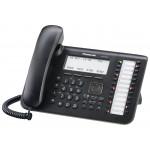 Системный телефон Panasonic KX-DT546, черный
