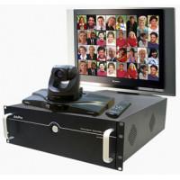 Видео MCU, до 32 участников конфереции, H.263, MPEG4, H.264