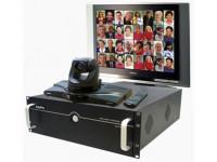 Видео MCU, до 64 участников конфереции, H.263, MPEG4, H.264