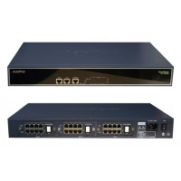 VoIP шлюз VoiceFinder AP2330, 24 FXS, 2x10(100)Mbps ETH