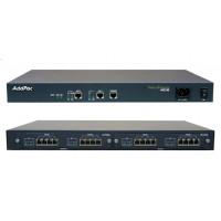 VoIP шлюз VoiceFinder AP2120, 16 FXO, 2x10(100)Mbps ETH