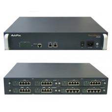 VoIP шлюз VoiceFinder AP2640, 24 FXO, 2x10(100)Mbps ETH
