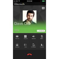 Карта активации 1 iOS WE VoIP клиента SCM Express, LIOS1 для Samsung Communication Manager