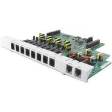 8-портовая плата аналоговых внутренних линий с 2-мя портами аналоговых внешних (CO) линий для KX-TE