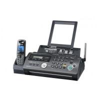 Факс Panasonic KX-FC268RU на термобумаге, темно-серый