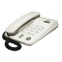 Проводной телефон LG GS-460F, белый