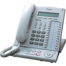 Системный телефон Panasonic KX-T7630, белый