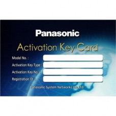 Карта активации 10 продвинутых пользователей на базе мобильных для АТС Panasonic KX-NSX