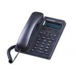 IP телефон GRANDSTREAM GXP-1165, SIP, 2 порта Ethernet 10/100, ЖК-дисплей 128x40, без PoE