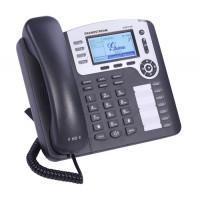 IP телефон GRANDSTREAM GXP-2100, SIP, 2 порта Ethernet 10/100, PoE, HD audio, БП