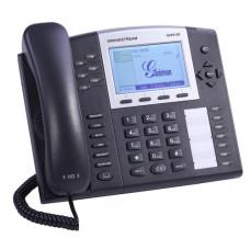 IP телефон GRANDSTREAM GXP-2120, SIP, 2 порта Ethernet 10/100, PoE, HD audio, БП