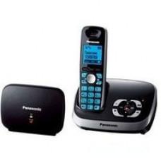 Радиотелефон DECT Panasonic KX-TG6541RU, черный
