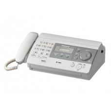 Факс Panasonic KX-FT502RU на термобумаге, белый