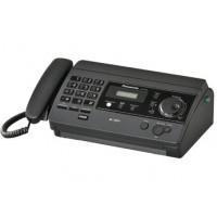 Факс Panasonic KX-FT504RU на термобумаге, черный