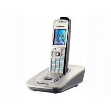 Радиотелефон DECT Panasonic KX-TG8411RU с автоответчиком, золото
