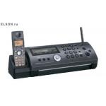 Факс Panasonic KX-FC228RU, темно-серый