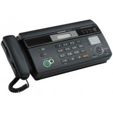 Факс Panasonic KX-FT988RU на термобумаге, черный