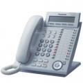 IP телефон Panasonic KX-NT343, белый