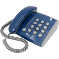 Проводной телефон LG GS-475, синий