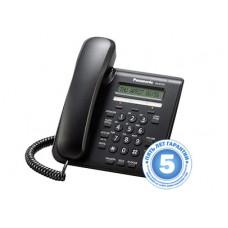 IP телефон Panasonic KX-NT511P, черный