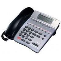 б\у системный телефон NEC DTR-8D (BK), черный