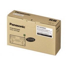 Тонер-картридж Panasonic KX-FAT430A7, до 3000 страниц