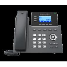 IP телефон GRP2603, 6 SIP аккаунтов, 3 линии, PoE, без БП