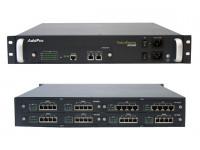 VoIP шлюз VoiceFinder AP2650, 24 FXS, 2x10(100)Mbps ETH , Dual PSU