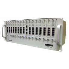 VoIP шлюз VoiceFinder AP3100, 48 FXO, 1X10/100,1x10Mbps