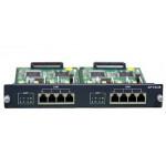 Модуль AP-FXO8, 8 портов FXO для VoIP шлюзов AP2120/2640/2650