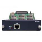 Модуль APVI-1E1, 1 порт T1/E1(ISDN-PRI/R2) для VoIP шлюзов AP2640/2650