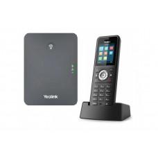 SIP-DECT телефон Yealink W79P, база с трубкой