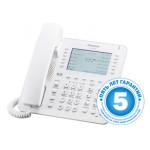 IP телефон Panasonic KX-NT680, белый